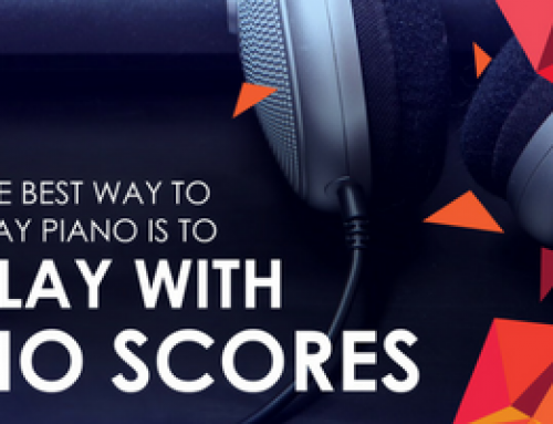 One of the best way to play piano is to do it with No-Scores.